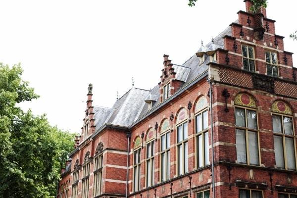 Gebouw in Utrecht
