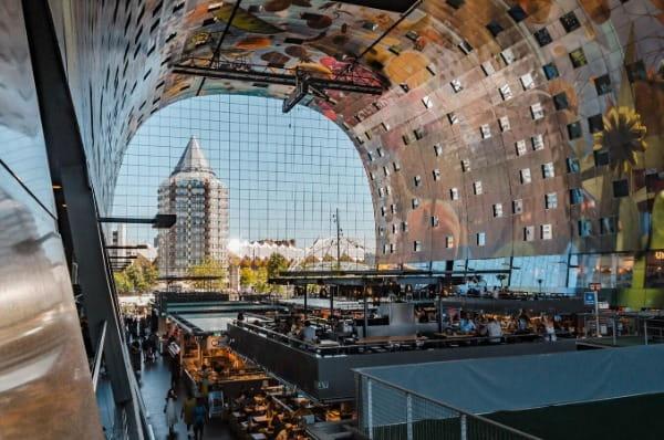 Markthal in Rotterdam