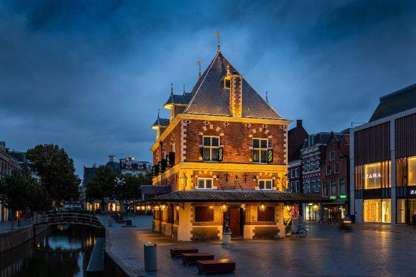 Gebouw in Leeuwarden