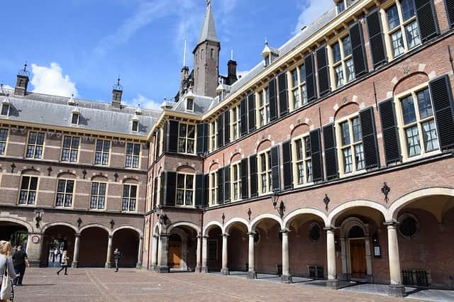 Den Haag overheidsgebouw