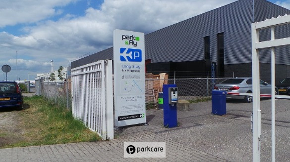 Parkeergarage Park & Fly P26