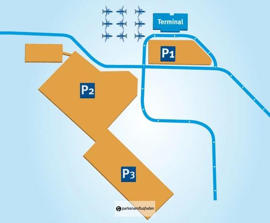 Parken Flughafen Weeze Parkplatze Ab 2 99 Pro Tag