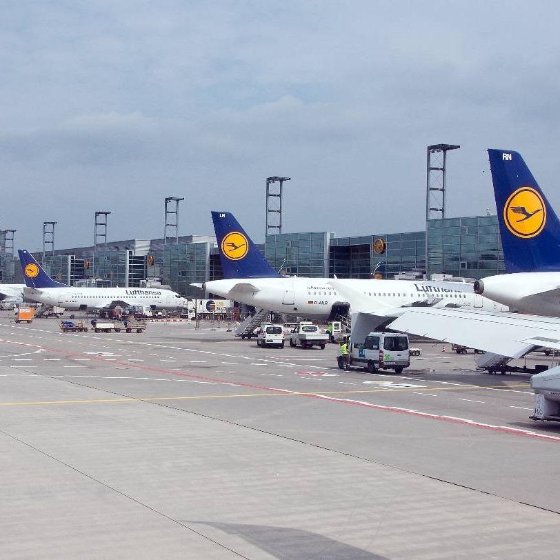 Parken Flughafen Frankfurt Online Parkplatze Ab 3 31 Tag