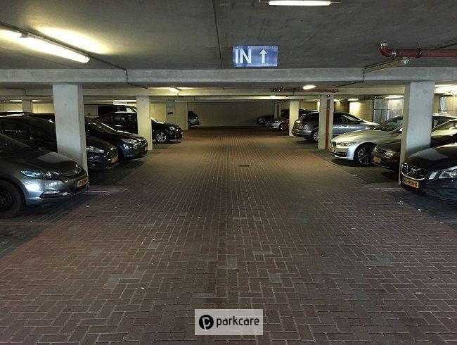 Parkeergarage Tuinwijk