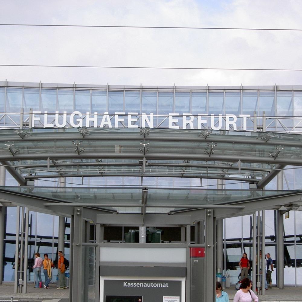 Flughafen Erfurt Weimar