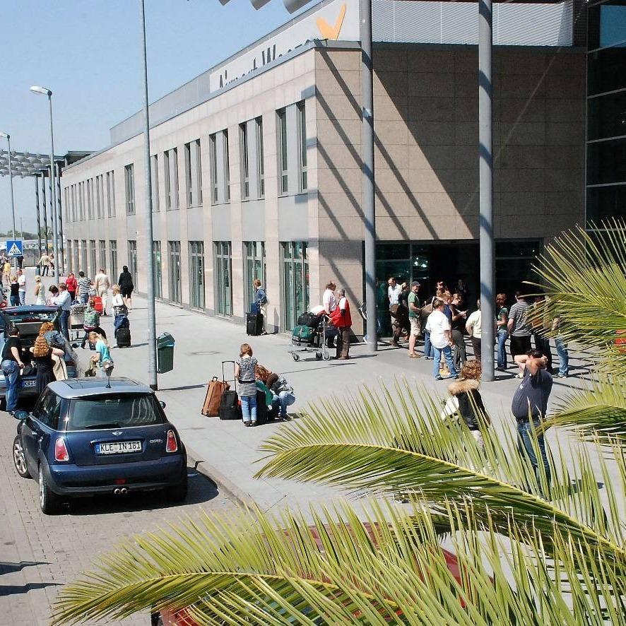 Weeze airport