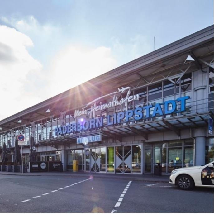 Flughafen Paderborn