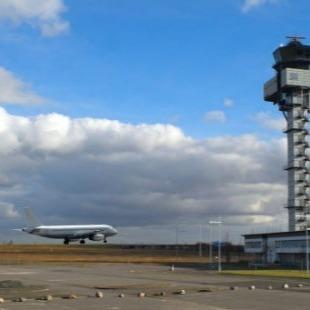 Flughafen Leipzig