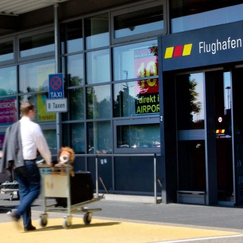 Flughafen Karlsruhe